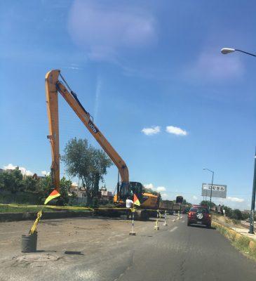 Corrige plaza a Poncho: solo 100 obras este año