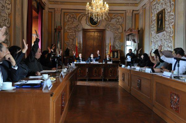 Aprueba Cabildo Ley de Ingresos Municipal