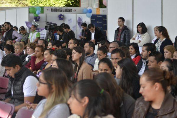 Realizan Feria del Empleo para jóvenes en la UNID