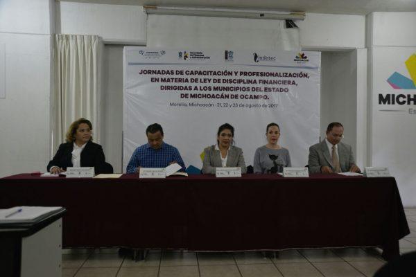 Michoacán eleva cumplimiento de disciplina financiera: SFA