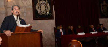 Llama Medardo Serna a defender y fortalecer la autonomía universitaria