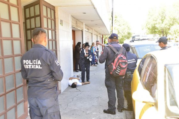 Asesinan a un hombre en la Chapultepec