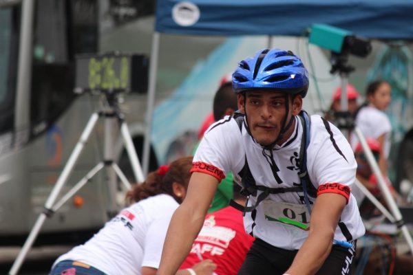 Ciclistas ganan dos platas en la Paralimpiada 2017