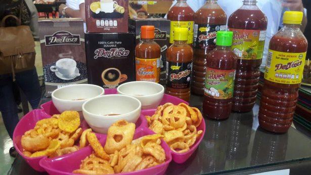 Productos michoacanos presentes  en tiendas de cadena
