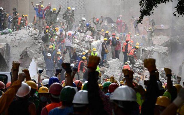 Con este sismo, hemos vuelto a la unidad en México: Protección Civil