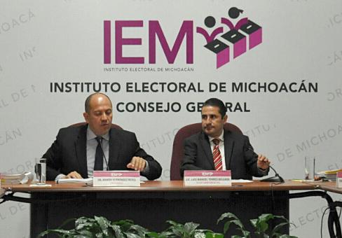 """Exclusiva: Llama IEM a apoyar """"sin reflectores"""""""