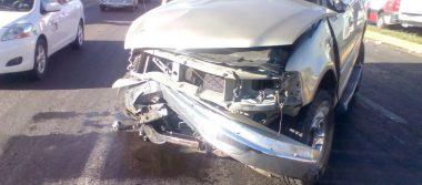 Accidente en la Morelia – Salamanca deja una persona lesionada