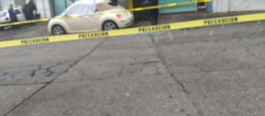 Asesinan a un hombre a bordo de un vehículo