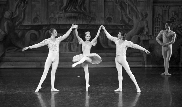 Función de ballet en homenaje a Tchaikovski, en Morelia