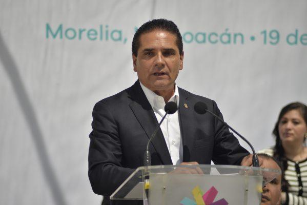 Igualdad, meta del Gobierno: Silvano