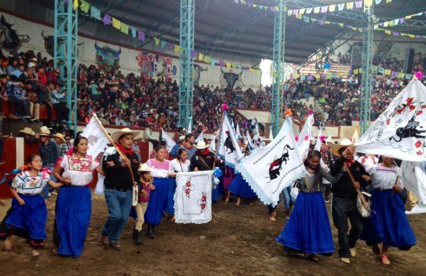 Cherán, la tradición patronal y su fiesta del toro y el caballo