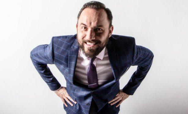 Hoy, la comedia de Gon Curiel