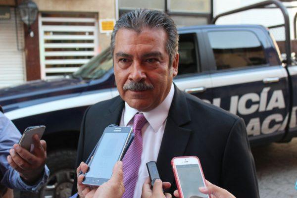 Senado intervendrá para impedir destitución de Nieto Castillo: Morón