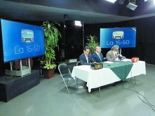 Renueva SMRTV estación 15-50