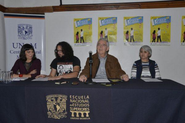 Invita UNAM a la fiesta de Ciencias y Humanidades 2017