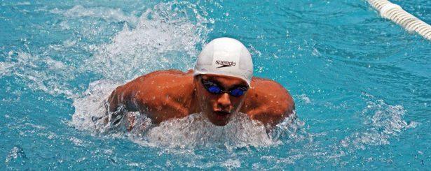 Adrián Sánchez ganó siete oros