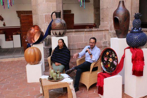 Villa Michoacana recorrerá el estado  y país para promover artesanías