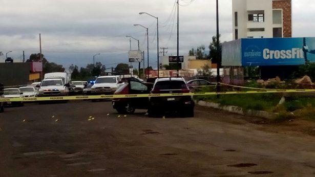 Asesinan a presunto jefe de plaza de un grupo delictivo