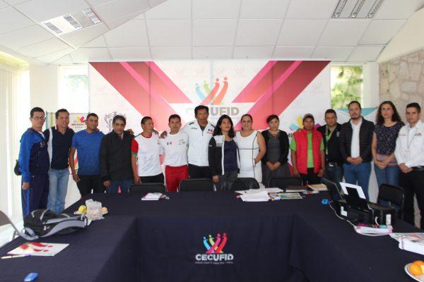 Presentan a entrenadores del Programa Reserva Nacional y Talentos Deportivos