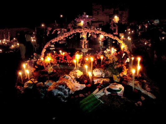 Magno desfile de Día de Muertos