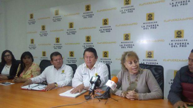 Bases de Raúl Morón no acompañarán a López Obrador, se jacta PRD