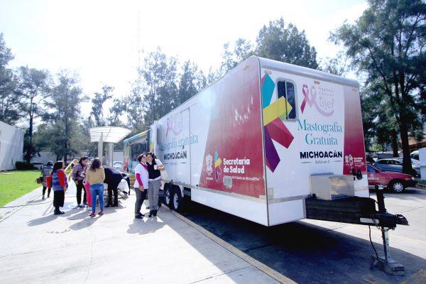 Se reduce en 15% la mortandad por cáncer de mama en Michoacán