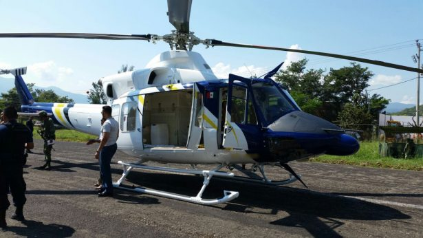 Refuerza SSP operativo de seguridad en Coalcomán