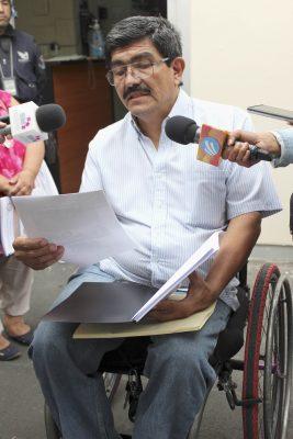Presentan queja ante DH, por discriminación en obras del Ayuntamiento