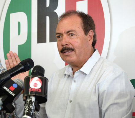 """""""Independientes"""" que salen de partidos van por intereses personales: PRI"""