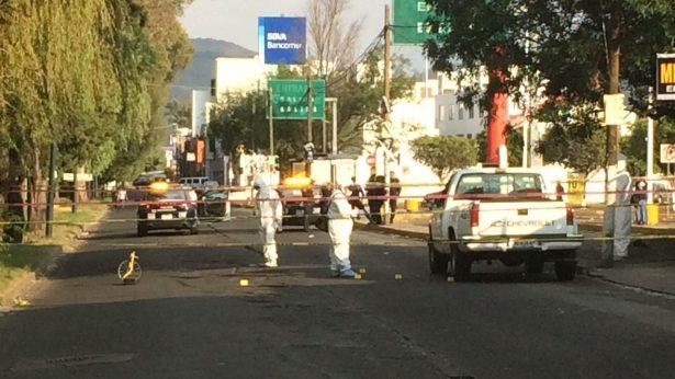 Asesinan a un hombre sobre Avenida Solidaridad