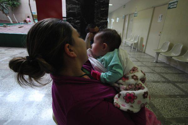 Abandonan a niñas embarazadas: DIF