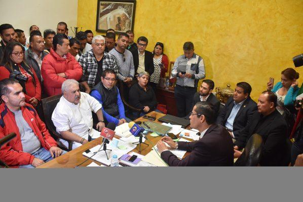 Diputados, dispuestos a respaldar a la Universidad Michoacana de San Nicolás de Hidalgo