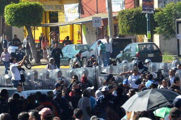 De oficio, CEDH inició 3 investigaciones por abuso a manifestantes