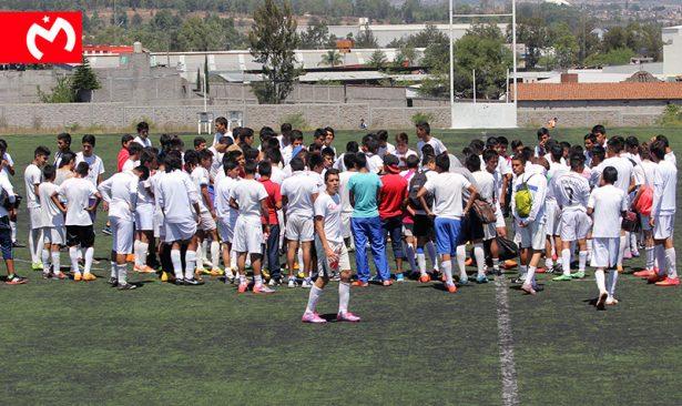 Monarcas busca jugadores de 13 a 21 años de edad