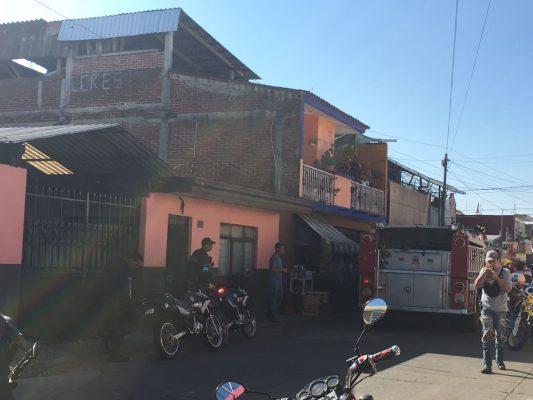 Acribillan a un motociclista en Uruapan