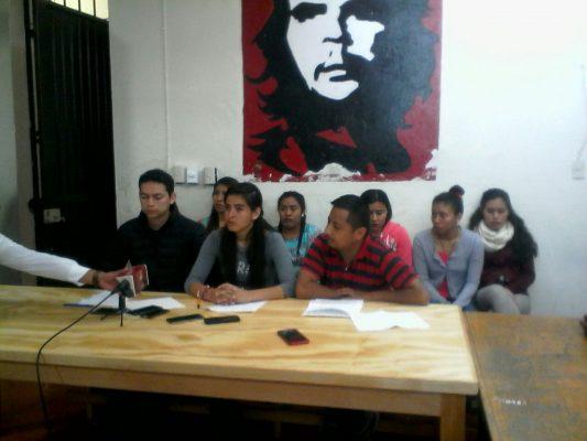 Conforman Casas del Estudiante frente ante crisis de la UMSNH