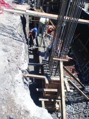 Constructoras sin trabajo