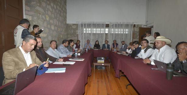Iniciativa marcará la historia de Michoacán: Quintana