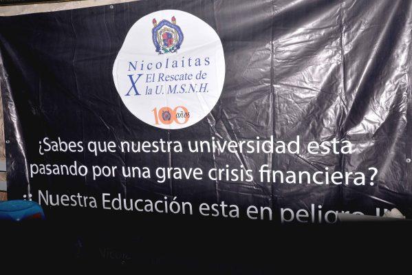 Solidarios con UMSNH