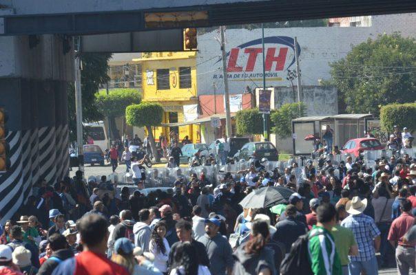 Desactiva SSP bloqueo en salida a Salamanca