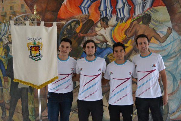 Raquetistas competirán en la Ciudad de México
