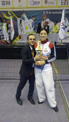 Michoacanos ganaron ocho medallas