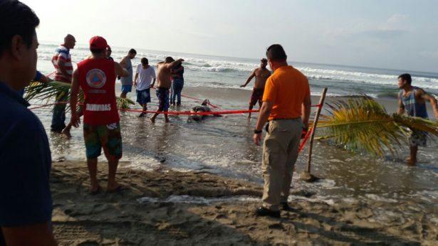 Rescatan cuerpo del turista Moreliano