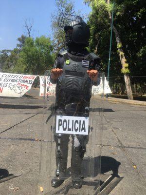 Sólo 8 municipios tienen policías capaces: SSP