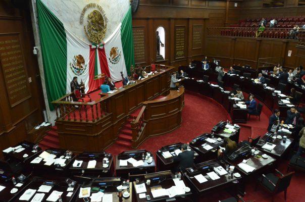 Aprueba Congreso de Michoacán eliminación del fuero