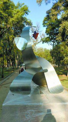 Presentarán Paseo Escultórico de las Artes