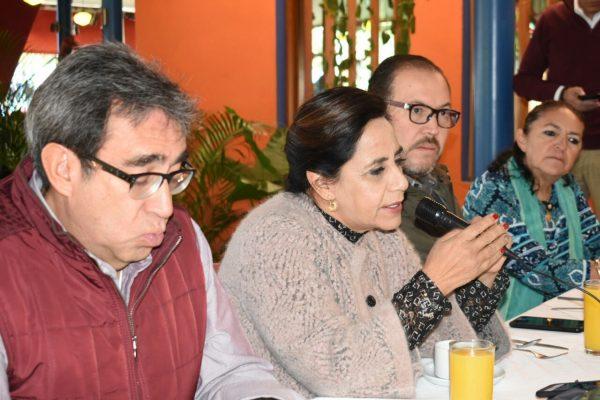 Critica Cocoa el nuevo rumbo del Frente Ciudadano por México