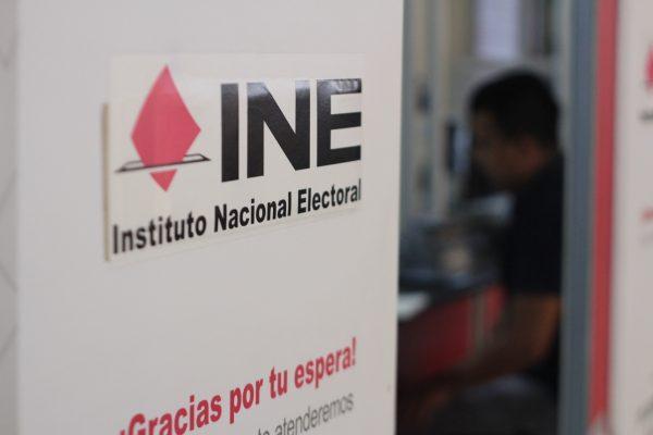 INE monitorea de manera permanente precampañas