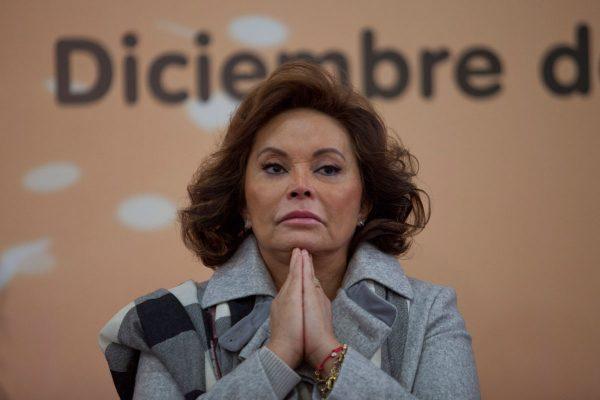 Exclusiva:  Elba Esther todavía puede incidir en 2018
