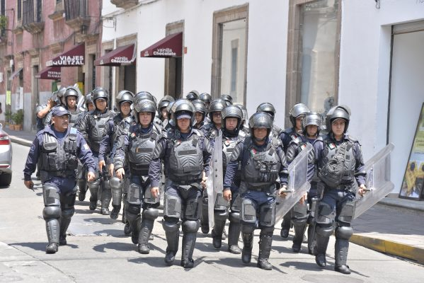 Más de 50 policías muertos en cumplimiento de su deber en 2017